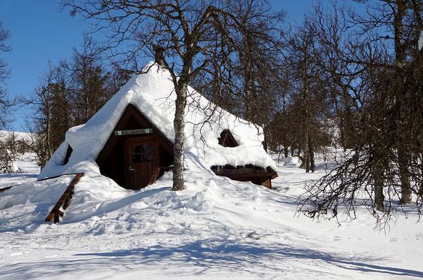 Viel Schnee und trotzdem nicht zu kalt