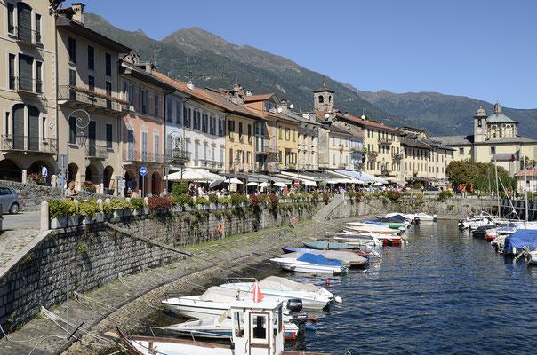 Hafen von Cannobio