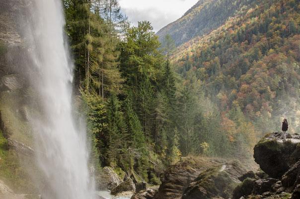 Peričnik-Wasserfall