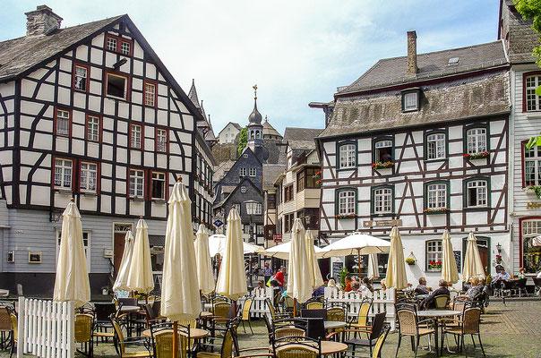 Markt in Monschau