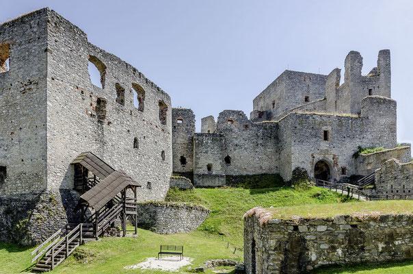 Die größte Burgruine Böhmens: Rabí