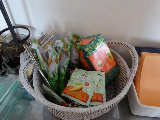 インスタント紅茶