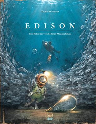 Edison - Das Rätsel des verschollenen Mauseschatzes