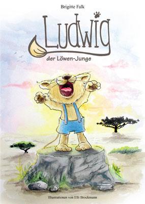 "Kinderbuchillustration ""LUDWIG"""