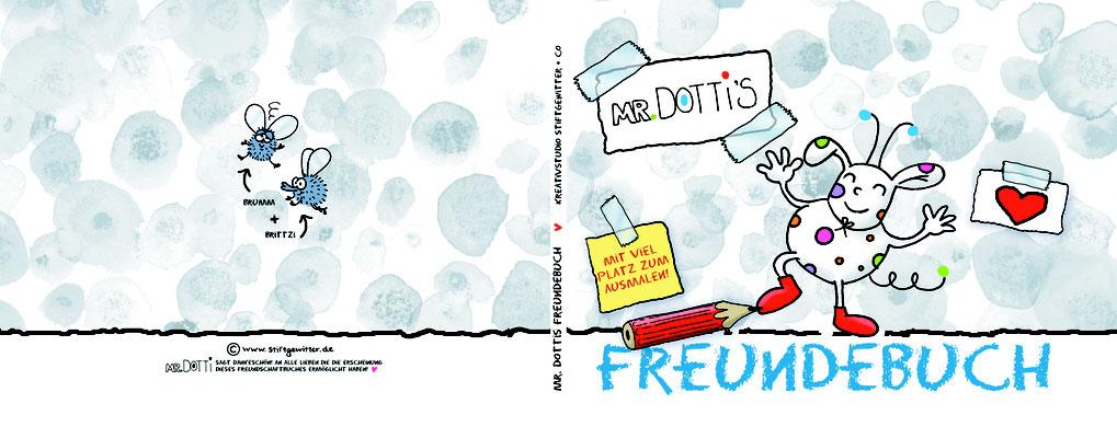 Initiative Freundebuch für Kinder....