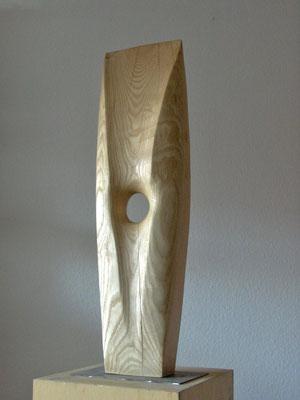 Sonne Sun, Esche ash-tree, H 58cm