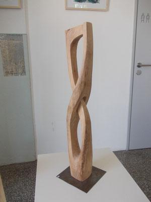 Bogen Bo,w  Ulme elm H 76cm  2013