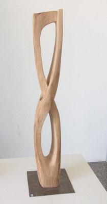 Bogen, Bow  Ulme elm  H 76 cm 2013