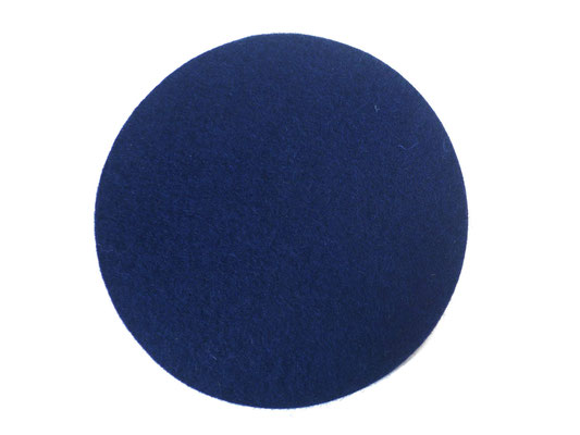 Untersetzer dunkelblau 55