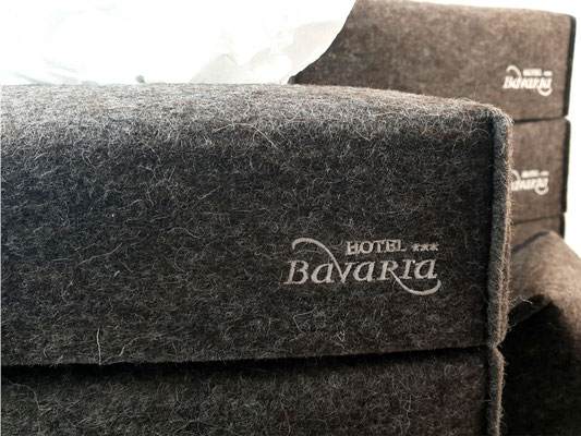 Hotel Bavaria manufra  Kosmetiktuchbox