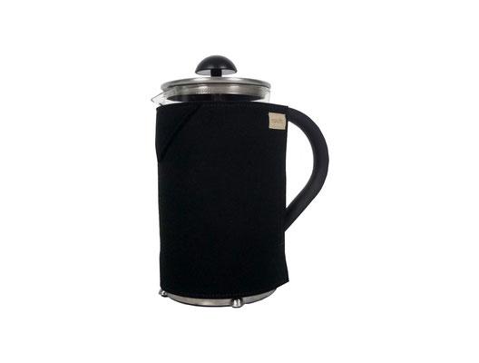 Kaffeekannenwärmer schwarz