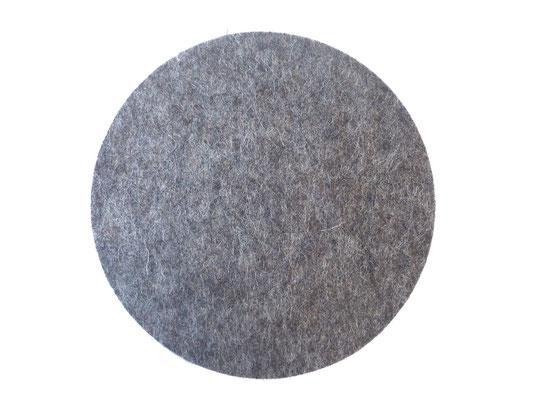 Untersetzer grau-meliert G38