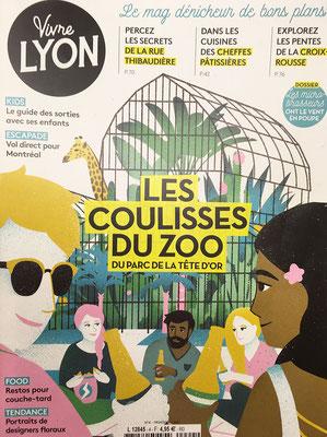 Vivre Lyon Printemps 2017