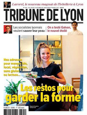 Tribune de Lyon n°585 23 février-1er mars