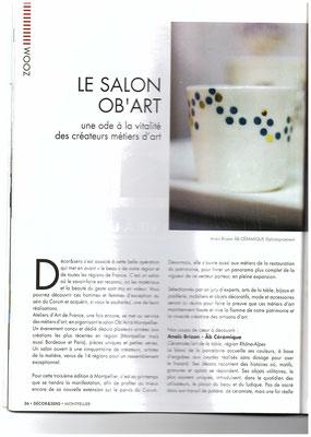 Decor&Sens Printemps 2016