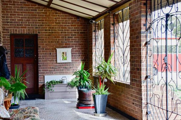 Front Verandah (direct access from Guest Suite & Family Suite)