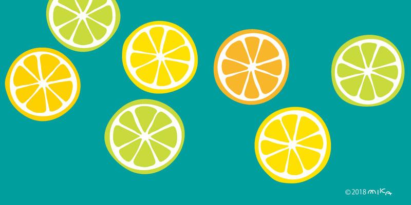 レモン・ライム・オレンジ