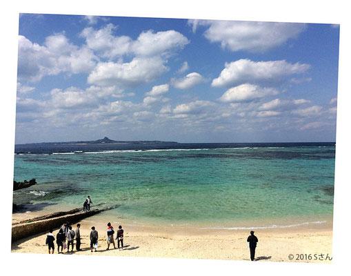 沖縄の春の海(美ら海水族館付近)大阪府Sさん