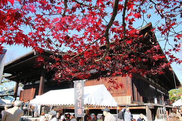千本釈迦堂(大根炊きの日)2015年