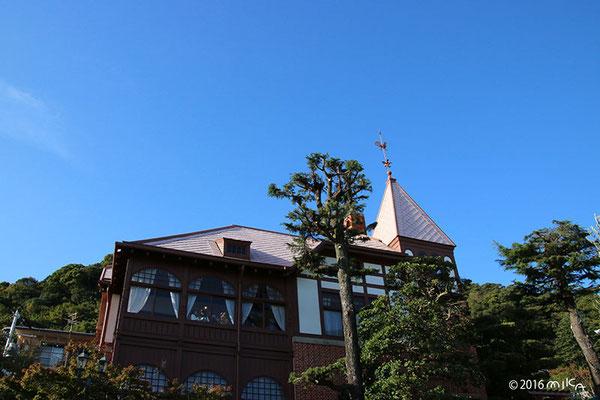 風見鶏の館(神戸異人館)