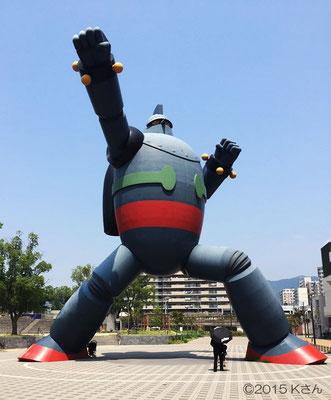 鉄人28号モニュメント(神戸市Kさん)