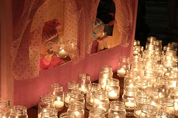 ピンクのおうちの女の子(キャンドルナイト@OSAkACITY2015summer)
