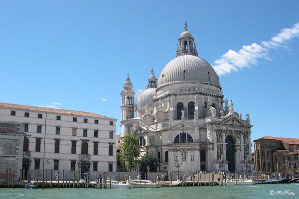 サンタ マリア デッラ サルーテ聖堂(ベネチア/イタリア)