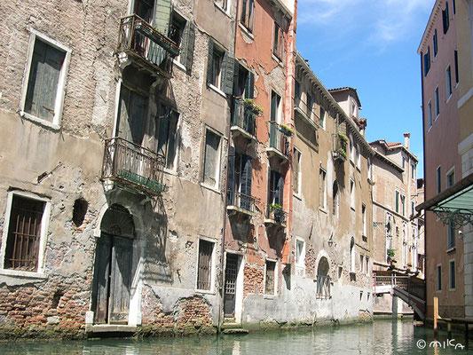 水の都 ベネチア①(イタリア)