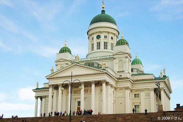 ヘルシンキ大聖堂(兵庫県Fさん)