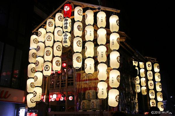 函谷鉾(前祭宵山)