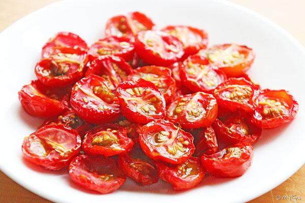 セミドライトマト(できあがり)
