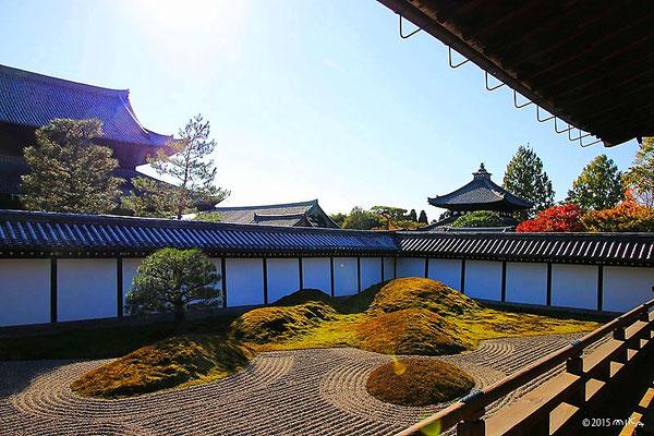 東福寺本坊庭園(方丈庭園)
