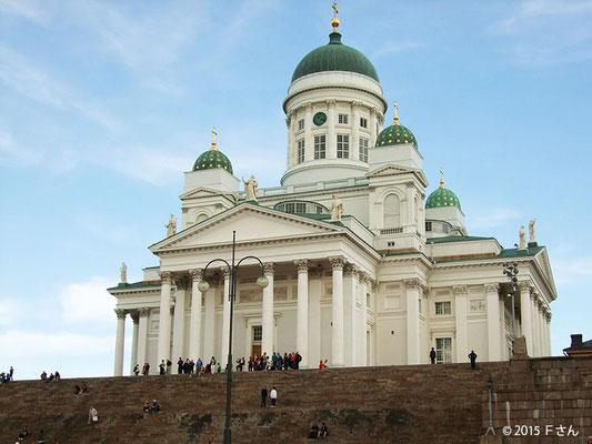 ヘルシンキ大聖堂フィンランド(兵庫県Fさん)