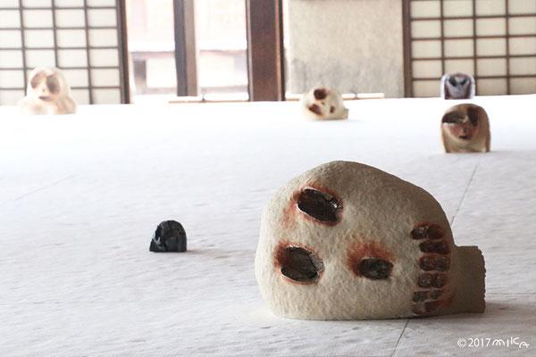 谷澤紗和子「容」①(東アジア文化都市現代美術展2017年)