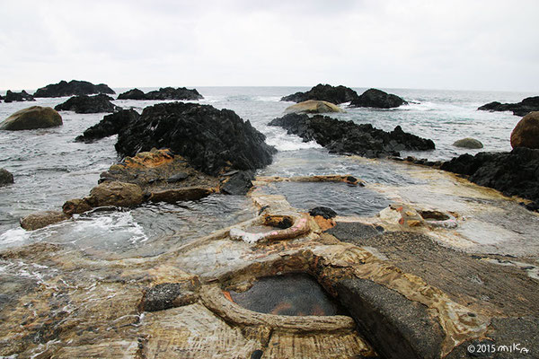 平内海水温泉(鹿児島県/屋久島)