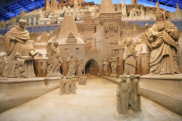 プラハ城(砂の美術館)2020年より