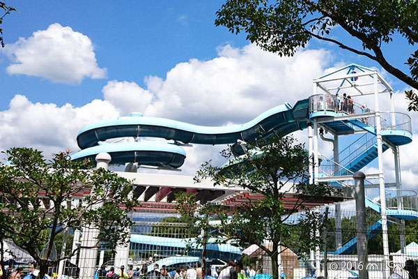 亀岡運動公園プール(京都府)