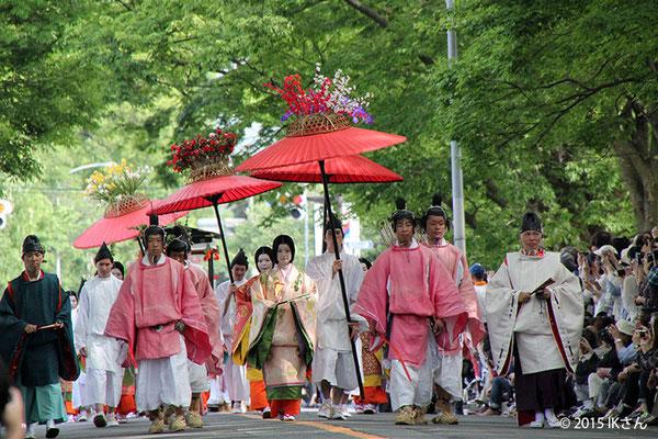 葵祭(あおいまつり)