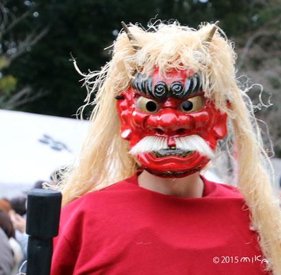 赤鬼(長岡天満宮)