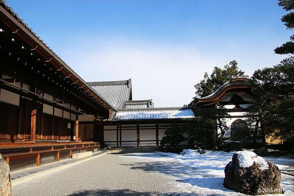 金閣寺方丈