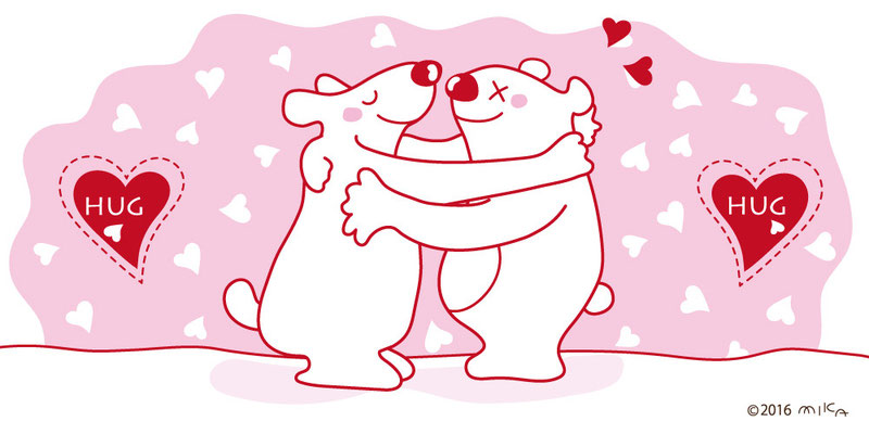 HUG HUG バレンタイン