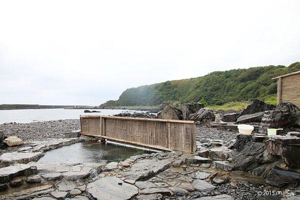 湯泊温泉(鹿児島県/屋久島)