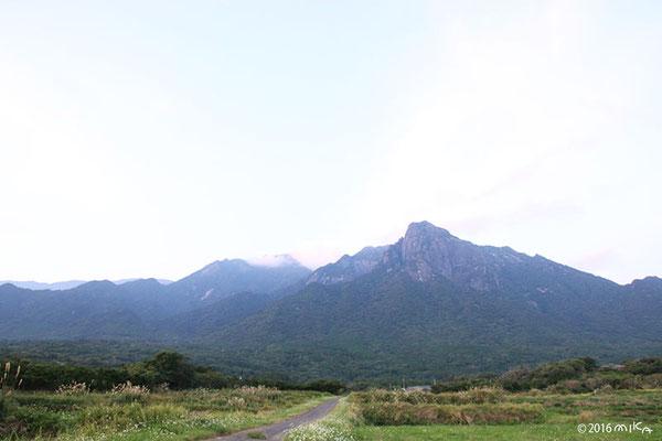 モッチョム岳(屋久島)