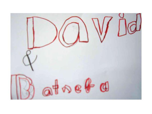 Gruppenarbeit: David & Batseba