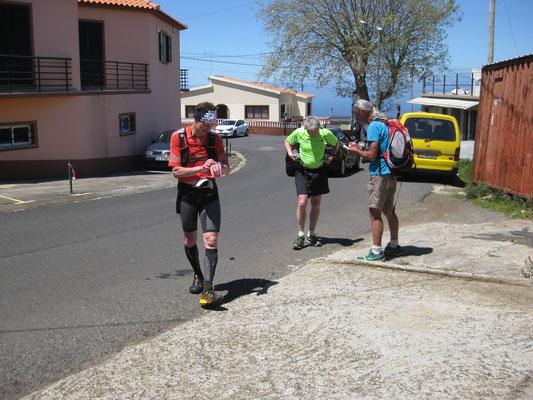 Ziel erreicht - aus 24,5 km wird 32,7 km *-*