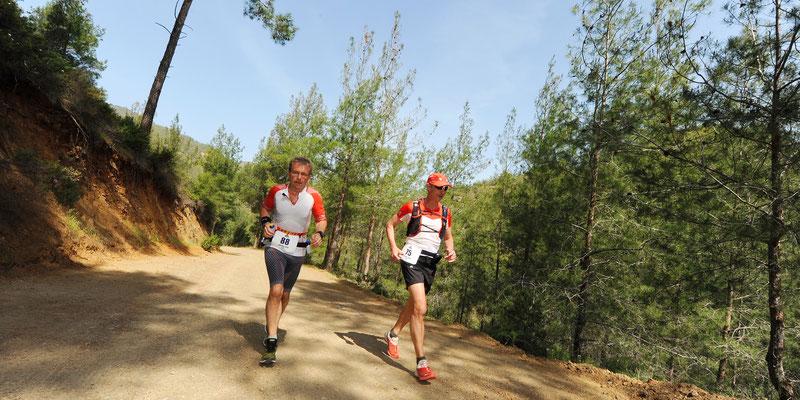 Markus & Micha gemeinsam unterwegs (Foto: photossports.net)