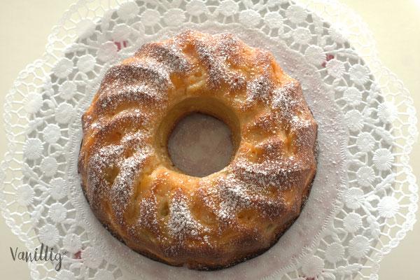 Einfacher Aprikosen Kuchen Schüttelkuchen