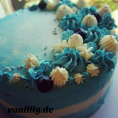 Torte, Torten, Dripping Cake, naked cake, cake, ombre look
