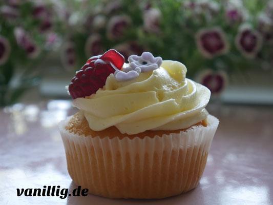 cupcake, Basisrezept für Cupcake, vanillig.de