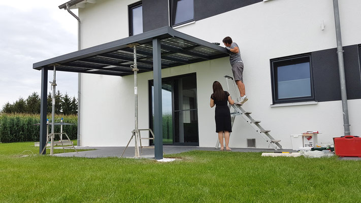 Terrassenuberdachung Im 3d Planer Konfigurieren Solarterrassen